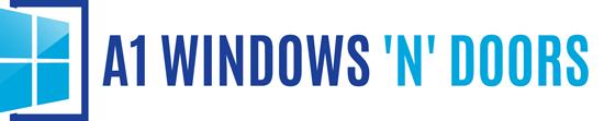 a1 windows n doors logo