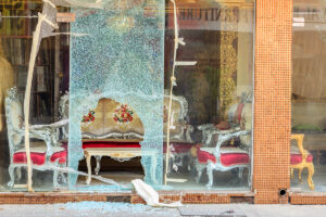 Broken Glass Door, Window, And Screen Repair
